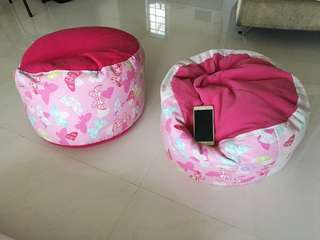 Bean Bag & Refill