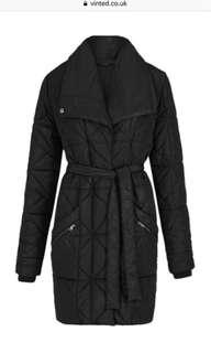 WANTED Lorna Jane Black Puffer Coat