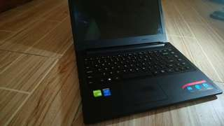 Lenovo core i3 5th gen Nvidia 920m gaming laptop