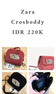 Zara Crosboddy