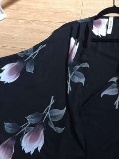 M Boutique Floral Kimono
