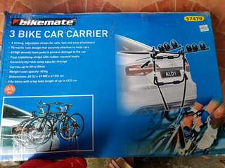 3 Bike carrier