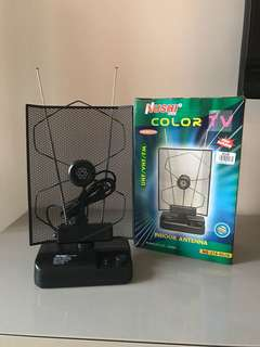 Indoor Antenna with booster