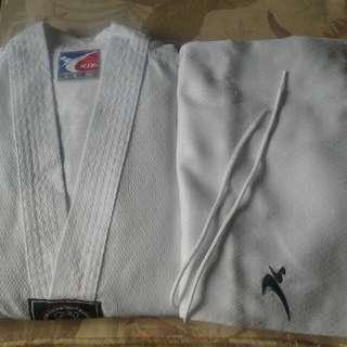 Kix Taekwondo Dobok