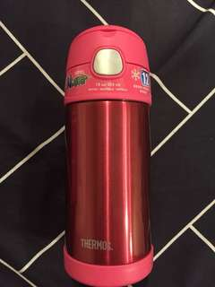 Thermos funtainer straw bottle 12oz