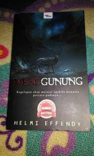 Novel Menggunung (seram)