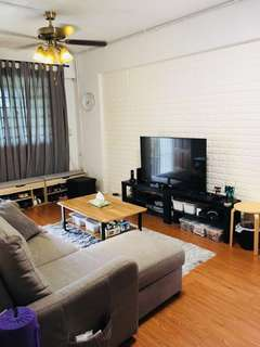 Clementi West St 2 - Whole Flat excl 1 Common Room