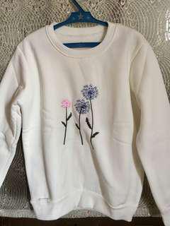Spring pullover