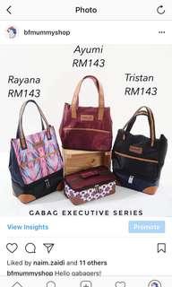 Gabag executive