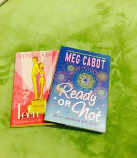 Bundle Sale Meg Cabot