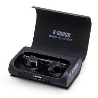 SOUL Electronics X-Shock 《 Black 》