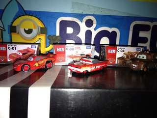 TOMICA cars collectables