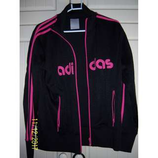 Adidas Zip front