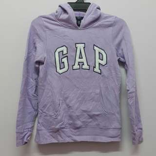 Gap Hoodie light purple