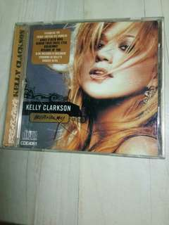 Cd kelly clarkson