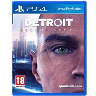 PS4 Detroit Becoming Human