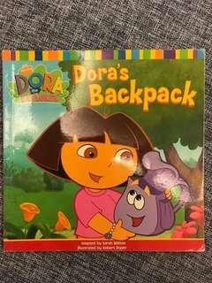 Dora the Explorer Dora's backpack