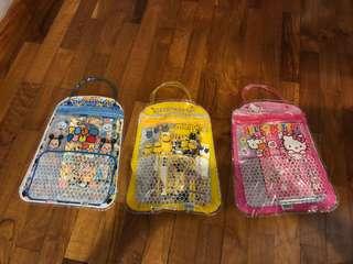 Minion Tsum Tsum Hello Kitty Stationary Set