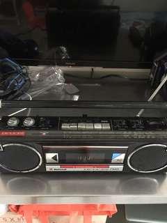 National FM15 Radio still good condition 👍👍👍🤠