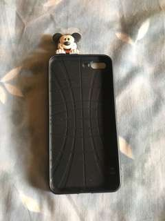 iphone 7+ mickey mouse case