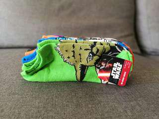 🆕 STAR WARS Socks