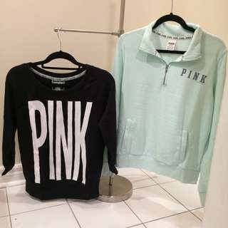 VS PINK- $15 each/ both for $20