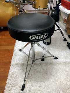 Mapex Drum Throne (sold with my drumset)