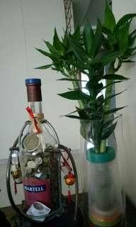 Martell Bottle