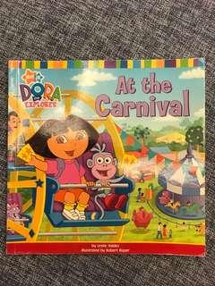 Dora the Explorer Dora at the Carnival