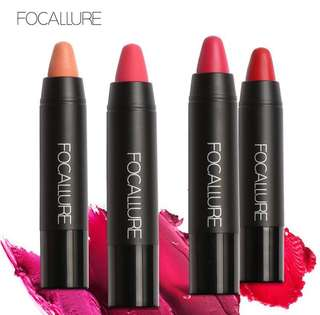 OPEN PO FOCALLURE LIP CRAYON