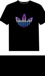 🚚 Led shirt