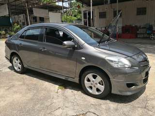 TOYOTA VIOS 1.5 MANUAL