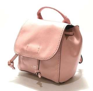 Coach Mini Darby Backpack Crossbody Blush Pink