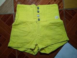 Highwaist Short