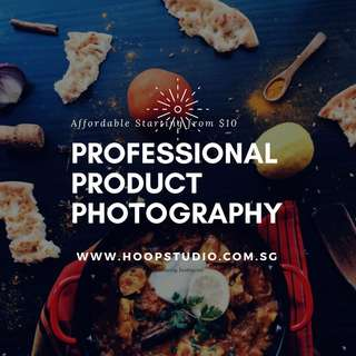 Commercial ECommerce Product Photography 商品照片拍摄