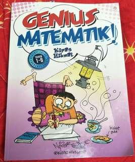 Genius Matematik Tahun 1-6