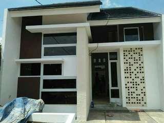 Rumah minimalis jatiasih