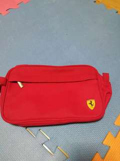 Ferrari pouch