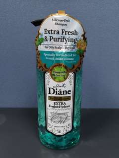 Moist Diane Extra Fresh Shampoo 500ml