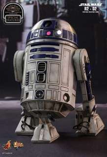 (Last Piece) *MISB* Hot Toys Star Wars R2d2