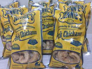 Jennies Backfat Chicharon