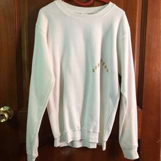 KANYE WEST TLOP White Sweatshirt/Sweater/Pullover