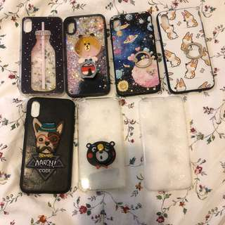 Used iPhone X case for sale