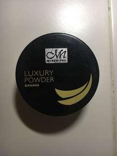 Menow Luxury Banana Powder