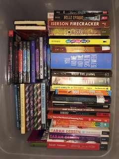 15 BOOKS = 3,500 CHOOSE! SALE SALE