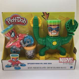 Play Doh Marvel