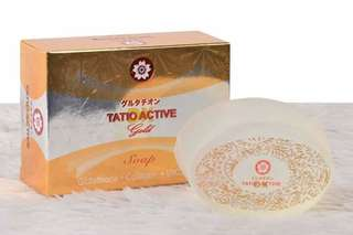 Tatio Active Dx Glutathione soap 150g.