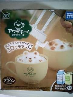 咖啡3D拉花槍