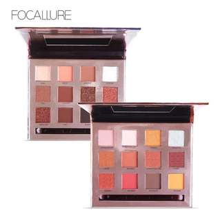 OPEN PO FOCALLURE HAWAIIAN PALETTE