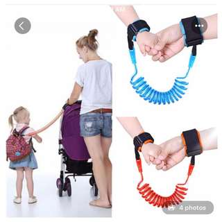 Toddler Kid Baby safety harness child wristband